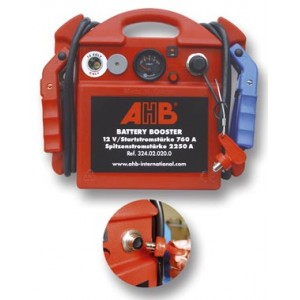 Booster 12V - 800/2.370 A