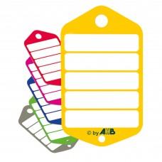 Etiquetas Plástico largas