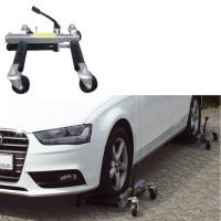 Move carros hidráulico